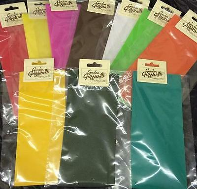 Gordon Griffiths 2mm Closed Cell Foam Sheets - various colours