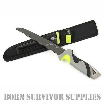 Camillus LES STROUD S.K PATH FIXED BLADE SAW - Survivorman Survival Bushcraft