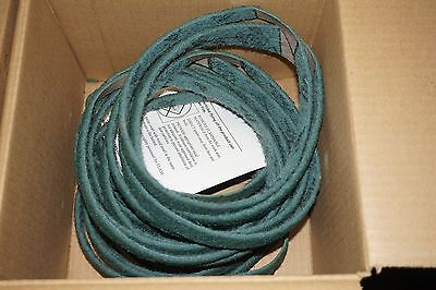 20 new 3M 08856 Scotch-Brite Surface Conditioning Belts 1/2 in x 18 in, A VFN