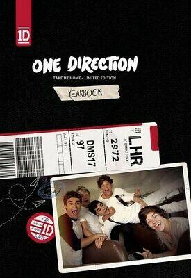 One Direction : Take Me Home (Deluxe US Yearbook Edition) CD