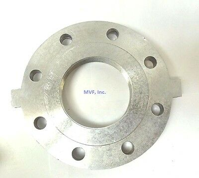 "Threaded Flange 6"" 125 Raised Face Aluminum A356-F Ansi-B16.1 Usa <A515110"
