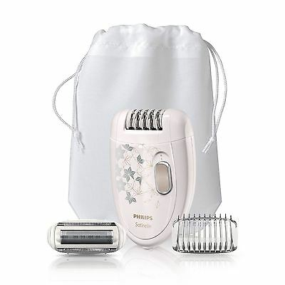 Philips HP6423 Ladies Electric Body Leg Hair Remover Epilator Removal Shaver New