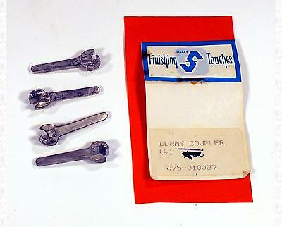 Bowser Selley Finishing Touches O Parts: Dummy Couplers 675-010087