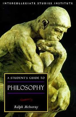 A Student's Guide To Philosophy - New Paperback Book