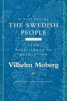 A History Of The Swedish People - New Paperback Book