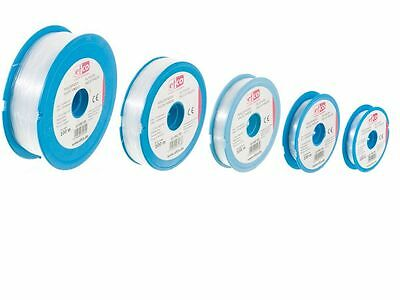 Monofilament Nylon Beading Wire Thread Extra Strong Clear Hanging Thread (100m)
