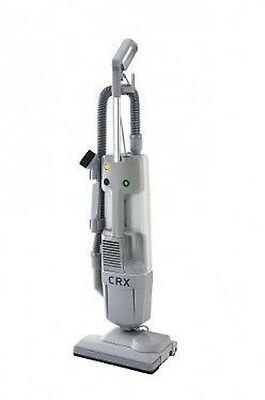 CRX14 COMMERCIAL UPRIGHT VACUUM CLEANER MADE ITALY two motors 350mm cleaning