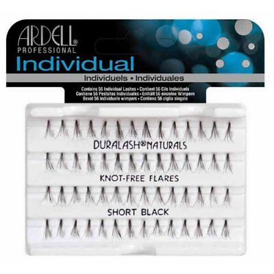 Ardell Professional Individual Duralash Natural KNOT-FREE Short Black** The BEST