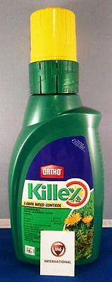 1 Bottle - Killex Weed Control - Herbicide - Concentrate - 1 Litre