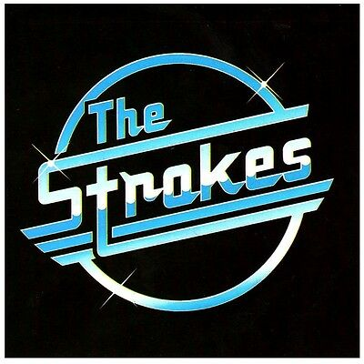 THE STROKES Future Present Past 2016 Ltd Ed RARE Sticker +FREE Alt Rock Stickers
