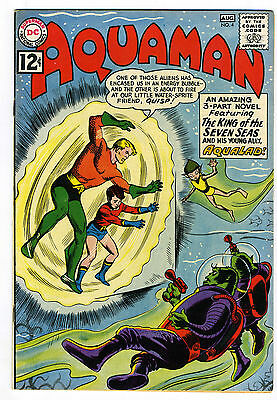 Aquaman #4 VF 8.0