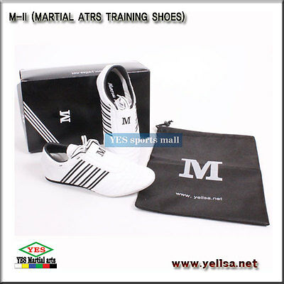 YES M-II martial arts trainning shoes/taekwondo/karatedo/footwear/All size.