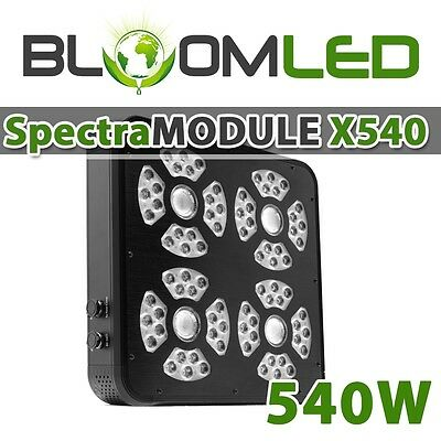 Module Spectra X540 led horticole bloomled