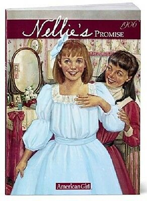 American Girl Doll Nellie's Promise - Hardcover Book NEW