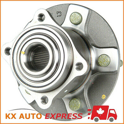 Rear Wheel Hub Bearing Assembly For Chevrolet Equinox 2005 Non-Abs Model