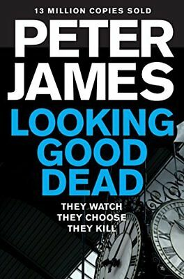 Looking Good Dead (Roy Grace) - Peter James - New Paperback Book