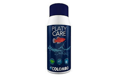 Platy Care Vitamine Oligo Poisson Epee Guppy Platy Aquarium  D Eau Douce  100 Ml