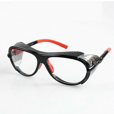Anti-impact Goggles Anti-fog Wind-proof Laboratory Industrial Safety Glasses