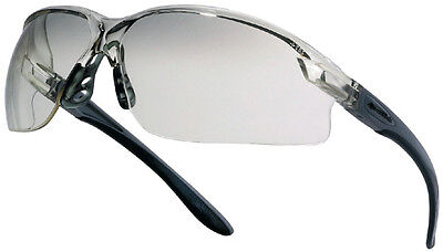 Bolle AXIS safety glasses - CONTRAST lens Anti Scratch & adjustable temples 27g
