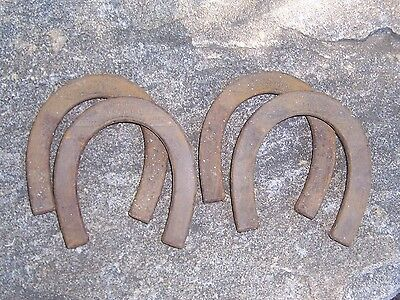 4 Vintage Diamond Horseshoes Duluth MN Official