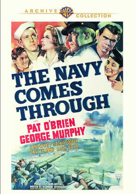 The Navy Comes Through [New DVD] Manufactured On Demand, Black & White, Full F