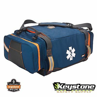 Ergodyne Arsenal EMT EMS Emergency First Responder Trauma Gear Bag - 5216 - Blue