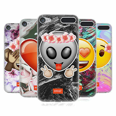 OFFICIAL EMOJI SOLOS SOFT GEL CASE FOR APPLE iPOD TOUCH MP3