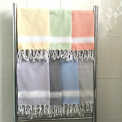 Gym Sweat Sports Fitness Hand Peshtemal Towel Cotton 7 colours 40cm x 100cm 120g