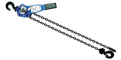 3/4T 15Ft Lever Block Hoist Chain Ratchet Come Along Lcpr075F15