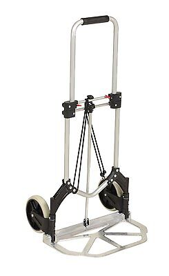 NEW - Hand Truck Dolly Compact Industrial 200 lbs Portable Large Folding Wheels