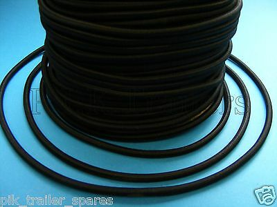 25 Metres of 5mm Bungee Elastic Cord for trailer cover tie down