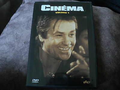 "Dvd ""Alain Delon - Cinema, Volume 1"""