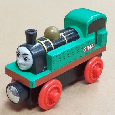 Loose Learning Thomas Wooden Magnetic Train- Gina Head 2016 Style