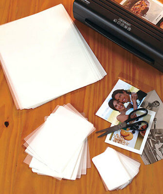The Lakeside Collection Set of 100 Laminating Sheets
