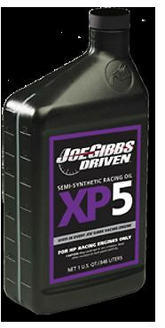 Joe Gibbs XP5 20W50 Racing Oil.by the Case of 12 Late Model UMP IMCA Dirt Racing