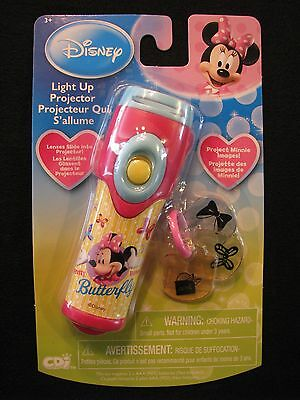 Disney Minnie Mouse Light Up Projector Party Gift