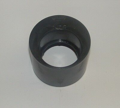 """3"""" to 2"""" SOLVENT WELD PIPE REDUCER. pond pipe koi"""