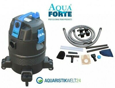 Aquaforte teichschlammsauger, Mud Cleaner Pond Wet Vacuum for Pool NEW