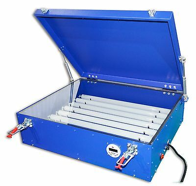 "Screen Printing UV Exposure Unit Plate Burning With Cover & 8 Tubes Area 20""*24"""