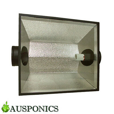 Hydroponics Hps Mh Grow Light Large Air Cooled Reflector The Hood 6 Grow Tent