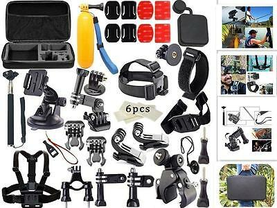 33 in1 Mount Kit Set Floating Monopod Accessories For GoPro Hero 1 2 3 4 Camera