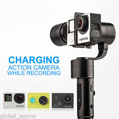 Zhiyun Z1-Evolution 3-Axis Handheld Stabilizzatore Ftocamera Steadycam Gimbal