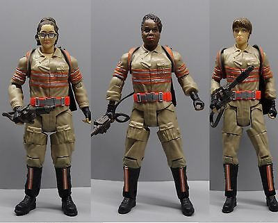 2016 ghostbusters Erin Gilbert, Abby Yates, Patty Tolan action figure 6""