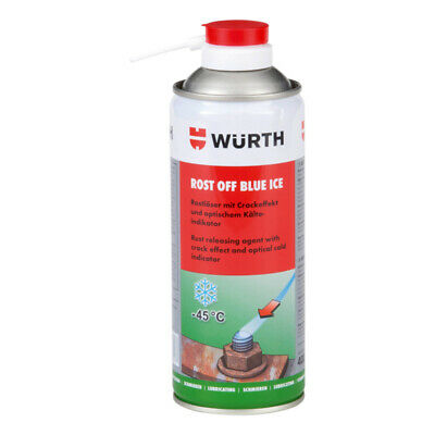 WURTH ROST OFF ICE - PENETRATION SPRAY 400ml -