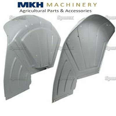 Rear Fender Wing Set Fits David Brown 1200 Tractors.