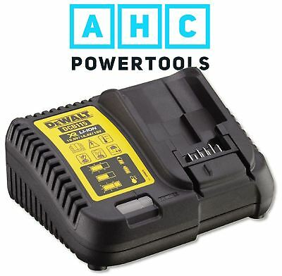 Dewalt DCB115 XR Multi-Voltage Charger 10.8V-18V (Replaces DCB105)
