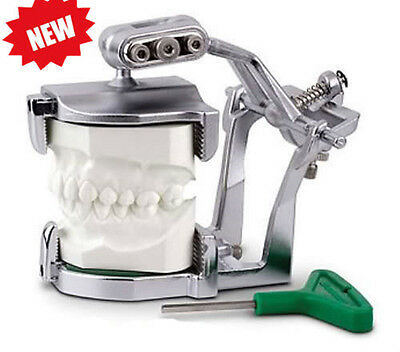 1pc Dental Lab Adjustable Articulator Magnetic for Dentist A2 High Quality