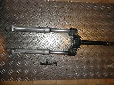 Keeway Partner 110  2007  Front Forks And Yoke Good Condition