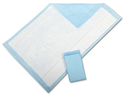 """NEW - Puppy Underpads Dog PEE Pads WEE House Training Pads 17"""" x 24"""" 300/CASE"""