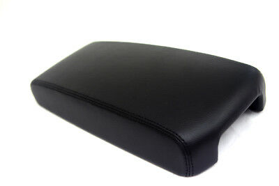 Armrest Center Console Cover Leather for  Nissan Altima 13-17 Black